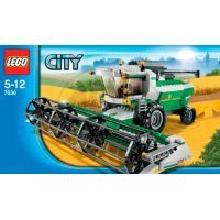 LEGO CITY 7636 Kombajn 2