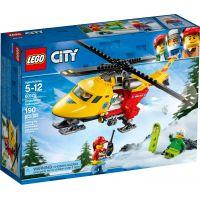 LEGO City Great Vehicles 60179 Záchranářský vrtulník
