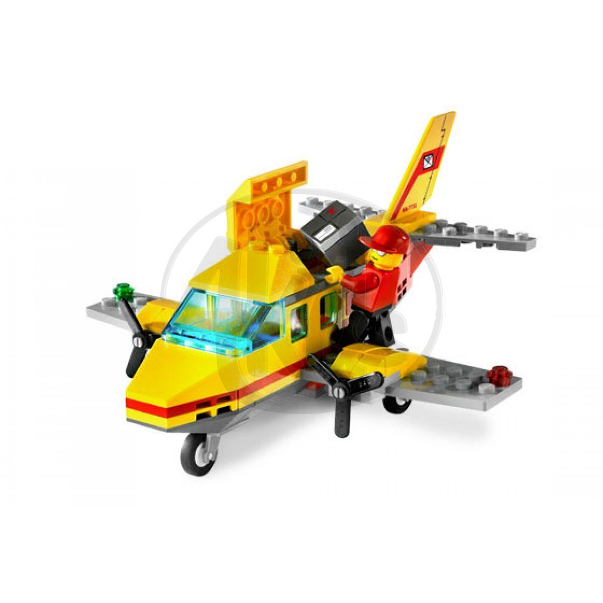 Как сделать из лего небольшой самолёт