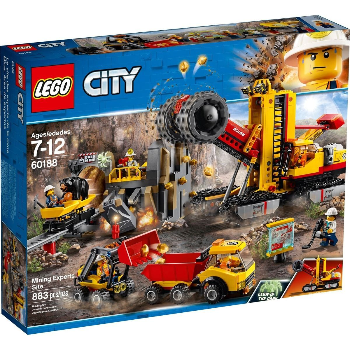 LEGO City Mining 60188 Důl