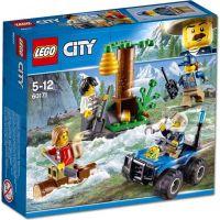 LEGO City Police 60171 Zločinci na útěku v horách