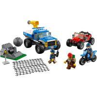LEGO City Police 60172 Honička v průsmyku 2