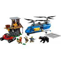 LEGO City Police 60173 Zatčení v horách - Poškozený obal 2