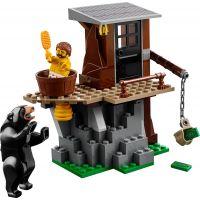 LEGO City Police 60173 Zatčení v horách - Poškozený obal 3