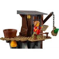 LEGO City Police 60173 Zatčení v horách - Poškozený obal 4