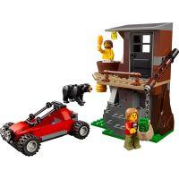 LEGO City Police 60173 Zatčení v horách - Poškozený obal 6
