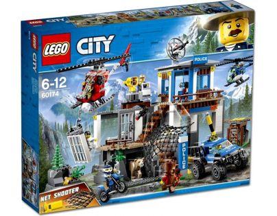 LEGO City Police 60174 Horská policejní stanice