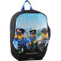 LEGO City Police Chopper batoh do školky
