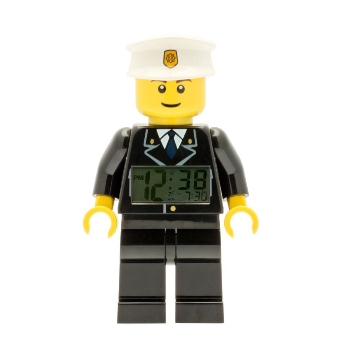LEGO City Policeman hodiny s budíkem - Poškozený obal