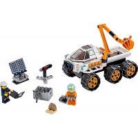 LEGO City Space Port 60225 Testovací jízda kosmického vozítka