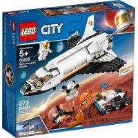 LEGO City Space Port 60226 Raketoplán zkoumající Mars 3