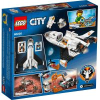 LEGO City Space Port 60226 Raketoplán zkoumající Mars 4