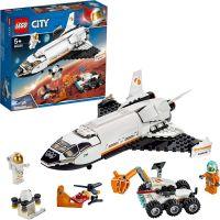 LEGO® City Space Port 60226 Raketoplán skúmajúci Mars