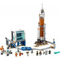 LEGO City Space Port 60228 Start vesmírné rakety - Poškozený obal