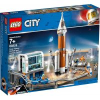 LEGO City Space Port 60228 Start vesmírné rakety 3