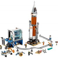 LEGO City Space Port 60228 Start vesmírné rakety 2