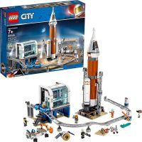 LEGO® City Space Port 60228 Start vesmírné rakety
