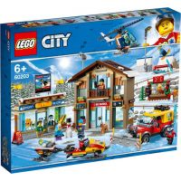 LEGO City Town 60203 Lyžařský areál 3