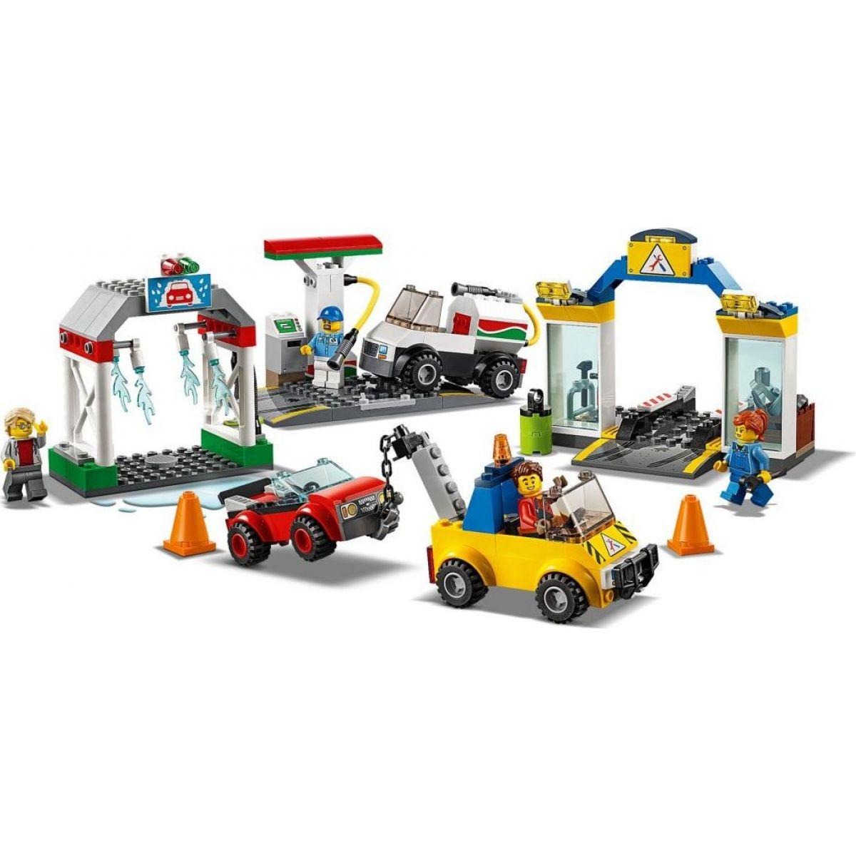 LEGO City Town 60232 Autoservis
