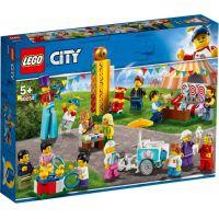 LEGO City Town 60234 Sada postav Zábavná pouť
