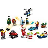 LEGO City Town Adventní kalendář 2