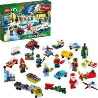 LEGO City Town Adventní kalendář