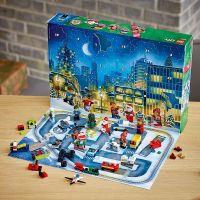 LEGO City Town Adventní kalendář 4