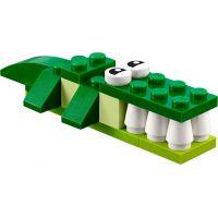 LEGO Classic 10708 Zelený kreativní box 4