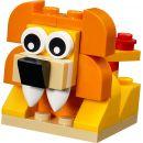 LEGO Classic 10709 Oranžový kreativní box 3