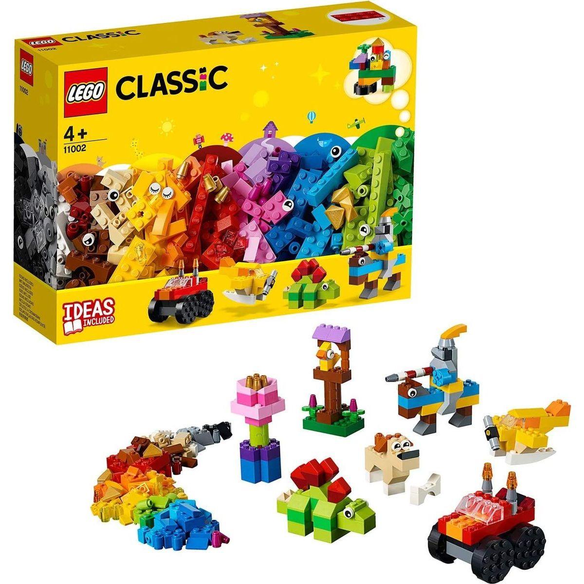 LEGO® Classic 11002 Základná súprava kociek