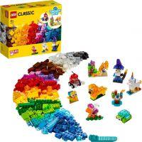 LEGO® Classic 11013 Priehľadné kreatívne kocky