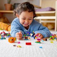LEGO Classic 11013 Priehľadné kreatívne kocky 4