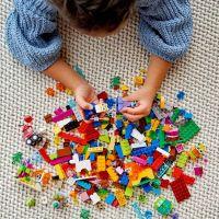 LEGO Classic 11013 Priehľadné kreatívne kocky 3