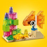 LEGO Classic 11013 Priehľadné kreatívne kocky 5