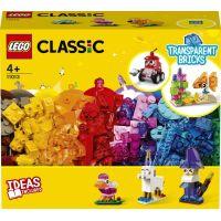 LEGO Classic 11013 Priehľadné kreatívne kocky 2