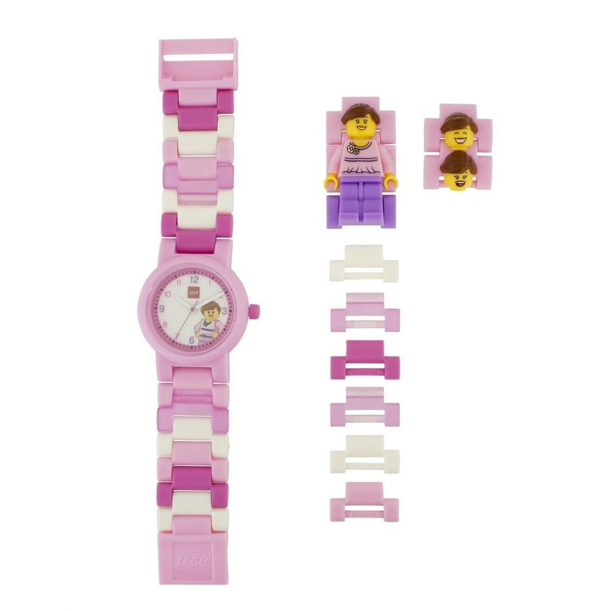 LEGO Classic Pink hodinky