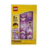 LEGO Classic Pink hodinky 5