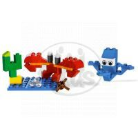 LEGO Kostičky 6192 Piráti stavební sada 3