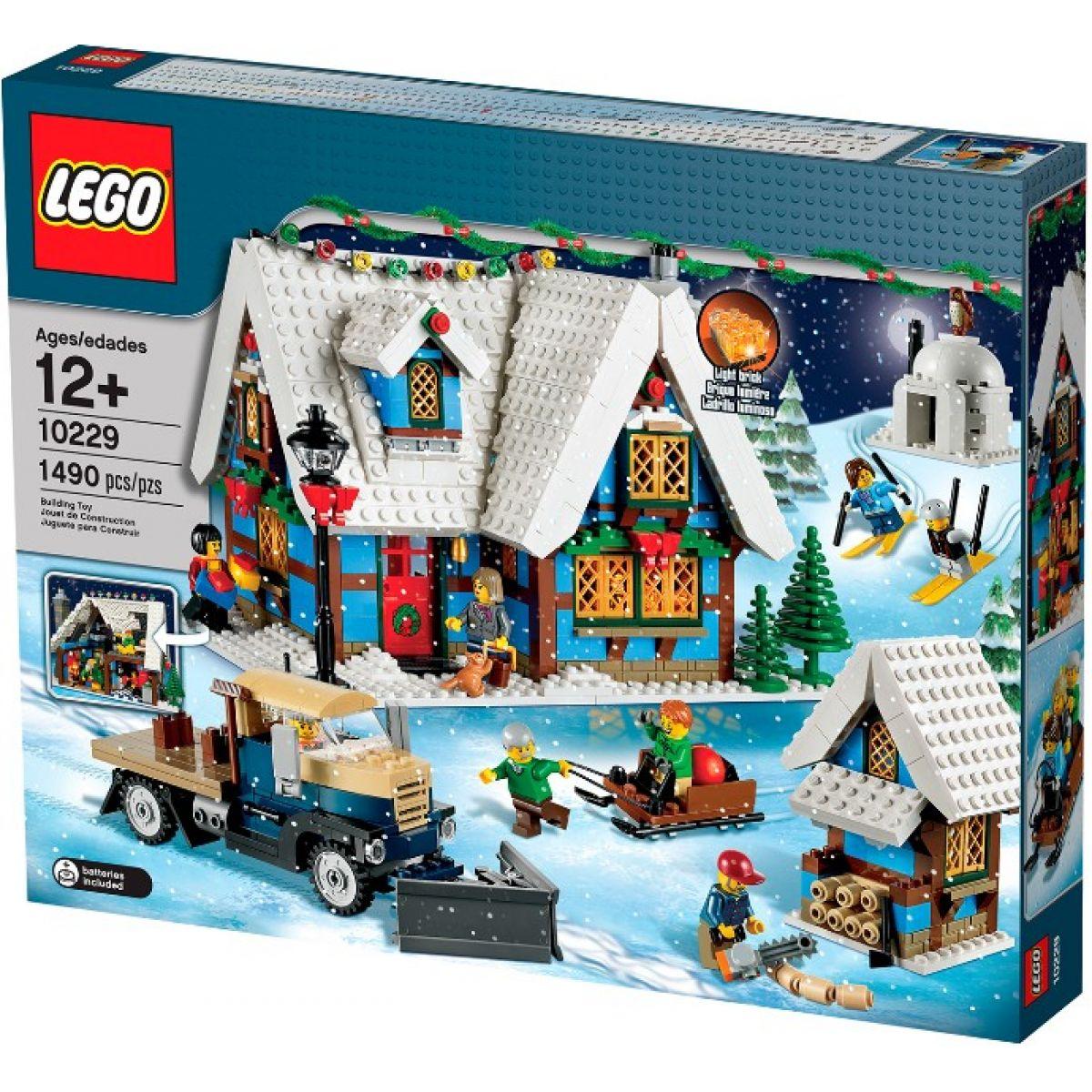 LEGO Creator 10229 Zimní chalupa