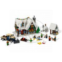 LEGO Creator 10229 Zimní chalupa 2