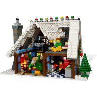 LEGO Creator 10229 Zimní chalupa 3