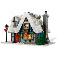 LEGO Creator 10229 Zimní chalupa 4