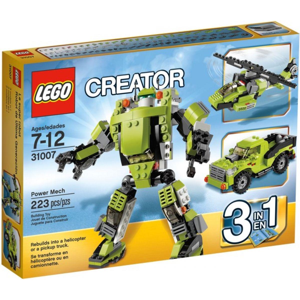 LEGO CREATOR 31007 Robot