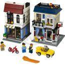 LEGO Creator 31026 - Moto shop a kavárna 2