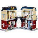 LEGO Creator 31026 - Moto shop a kavárna 4
