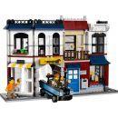 LEGO Creator 31026 - Moto shop a kavárna 5
