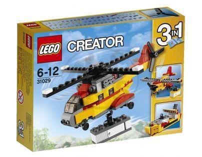 LEGO Creator 31029 - Nákladní helikoptéra