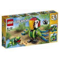LEGO Creator 31031 - Zvířata z deštného pralesa
