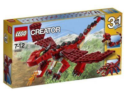 LEGO Creator 31032 - Červené příšery