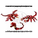 LEGO Creator 31032 - Červené příšery 2
